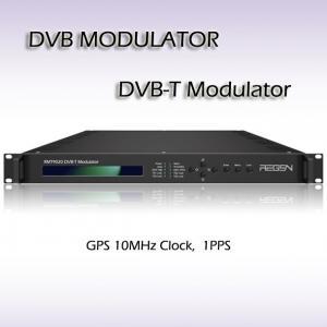 Digital tv headend RMT9220 DVB-T2 Modulator BPSK, QPSK, 16QAM, 64QAM Modulation Manufactures