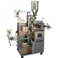 Buy cheap Square Shape Tea Bag Packing Machine with Outer Pack from wholesalers