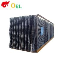100 Ton Power Station Boiler Super Heater Convection Heat Insulation Manufactures
