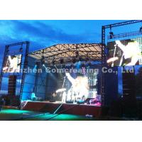 China P8 Custom LED video wall , commercial Programmable LED Display CE / RoHS on sale