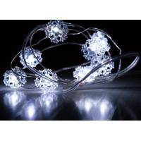 Fresh:Led copper wire string light,white color Manufactures