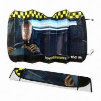 PE Car Sunshades for Front Windows Manufactures