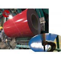 DX51D SGCC prepainted galvanized steel coil/ tata steel roof sheet price 0.4mm color coated steel sheet Manufactures