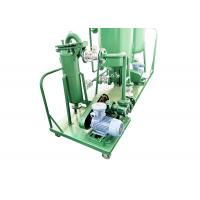 Solid Liquid Vertical Plate Filter / Vacuum Leaf Filter Fully Enclosed Operation Manufactures