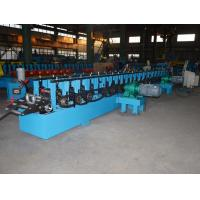 Solar Mounting Structure C Purlin Making Machine , Cold Roll Forming Machine Popular Manufactures