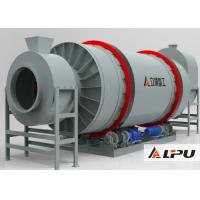 Energy Saving Three Cylinder Industrial Drying Equipment For Copper Ore Powder Manufactures