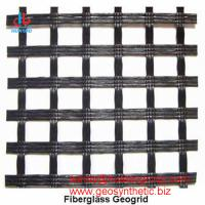 Asphalt Reinforcement Fiberglass Geogrid Manufactures