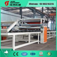 Fully Automatic MgO Board PVC Film Lamination Machine Manufacturer Manufactures