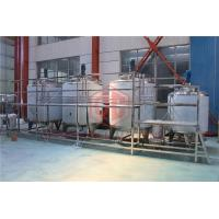 Volumetric Carbonated Drink Production Line Small Capacity Fully Automatic Manufactures