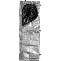 C Type  Zipper Shroud Body Bag 2200*800MM 100kg Thickness 0.2mm Biodegradable Friendly Manufactures