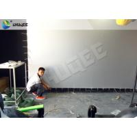 Electronic Motion 5D Cinema System Individual Chair for 12 Seats with Counting System Manufactures