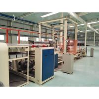 Frequency Control Carpet Backing Machine Plastic Woven And Nylon Material Manufactures