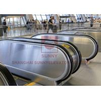 30° Public Traffic Type Escalator Moving Walk Escalator / Elevator and Escalator Manufactures