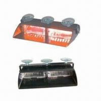 China High power LED dash/strobe lights for car window on sale