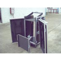 Quality Flight Case, Material is of Aluminum With Good Wood, Black Color For Audio And for sale