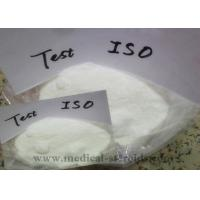 99.5% Assay Anabolic Steroid Muscle Growth , Raw Hormone Testosterone Isocaproate Manufactures