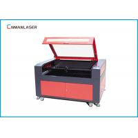 100w Water Cooling CO2 CNC Wood Laser Engraving Equipment With Double Head Manufactures
