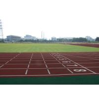Not Crack Anti - Wet Artifical Turf Athletic Field For Runway, Garden, Balcony GPE-10-20 Manufactures