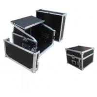 Flight Case, Material is of Aluminum With Good Wood, Black Color For Audio And Light, Wood Color Can Be Requested Manufactures