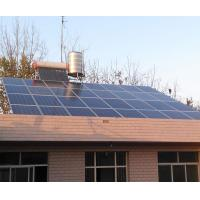 China Solar power system 5kw off grid take TV lights air condition fridge all whole house load on sale