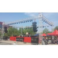 China Lightweight Heavy Duty Aluminum Stage Lighting Truss Easy Assembly on sale