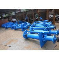 Centrifugal Submersible Sump Vertical Slurry Pump With Agitator And Long Life Manufactures