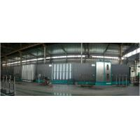 Vertical Automatic Insulating Glass Production Line , Insulating Glass Machine Manufactures