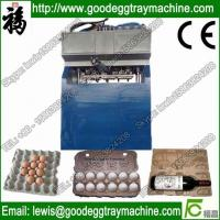 Automatic Chicken Egg Dish Making Machine Quality Egg Tray(FC-ZMW-3) Manufactures