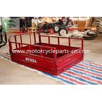 Motor Tricycle Rear Loading Box Three wheel Motorcycle Body Spare PartsOpen Box Manufactures