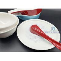 A5 Melamine Raw Material Injection Molding Powder Superior Surface Hardness Manufactures