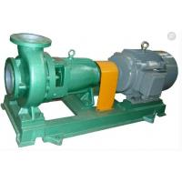 IHF rubber liner chemical pump Manufactures