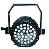 Christmas light show equipment par light led 36pcs 3watt rgb waterproof par lights for dj Manufactures