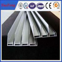 adjustable aluminum extrusion solar panel mounting frame Manufactures