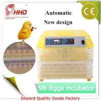 EW-96 Automatic Newest CE certificate automatic digital thermostat for incubator poultry Manufactures
