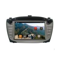 China Hyundai DVD Gps Android 4.2 Hyundai IX35 DVD Player 1024 × 600 WIFI 3G on sale