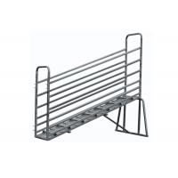 Long Slope Cattle Loading Ramp Heavy Duty Steel Frame Construction Manufactures