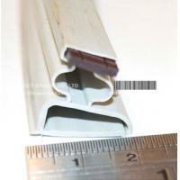 PVC profile with magnetic strip fitted Manufactures