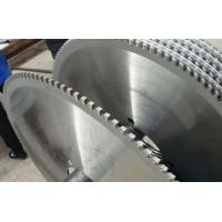 DRY TIP SAW/METAL SAW/HARD METAL SAW / Tungsten Carbide Tipped Circular Saw Blades for milling cut-off machine Manufactures