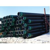 Oil Pipe line API 5CT Steel Casing Pipe Hot Rolled / Cold Rolled , L80 N80 P110 Grade Manufactures