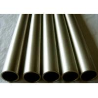 China N06601 Inconel 601 Nickel Alloy Tube Seamless 6MM - 1016MM Dimension ASME SB167 on sale