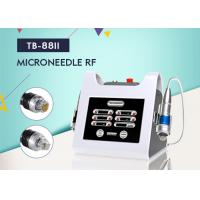 Touch Screen RF Face Lifting Machine, Skin Tightening Machine With Two Heads Manufactures