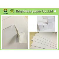 Customized White Cardboard Paper Sheets , Paper Packaging Board For Medicine Manufactures