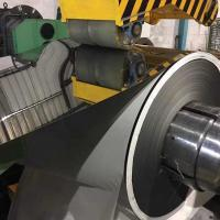 201 2B BA 8K Stainless Steel Sheet Cold Rolled 1219mm 1500MM Width 2B Finish Polished PVC Coated Coil Manufactures