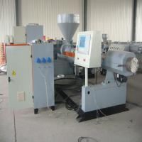 China High Efficiency PP Plastic Pellet Machine With Gloosy Surface Recycling Granulator Machine on sale