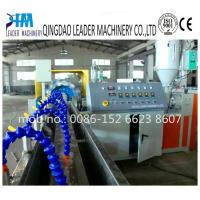 Fiber enhancing soft pvc garden hose machine