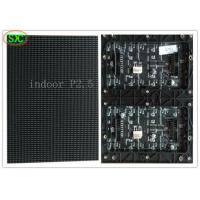 Indoor P2.5 LED Display Module 64*64dots Resolution 2500nit Brightness Manufactures
