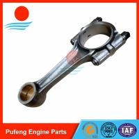 China 4D32 forged connecting rod ME012250 for Caterpillar excavator E40B E70B E311B on sale