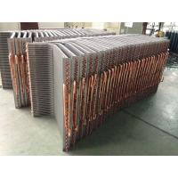 Quality Bare Fin Evaportator Heat Exchanger Coils for sale
