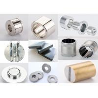 China Professional Neodymium Rare Earth Magnets For Electric Products / Health Care on sale