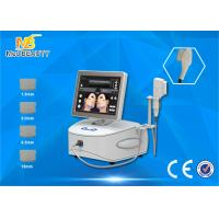 Professional High Intensity Focused Ultrasound Hifu Machine For Face Lift Manufactures